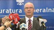 Andrzej Seremet: Nie dopatruję się żadnej złej woli