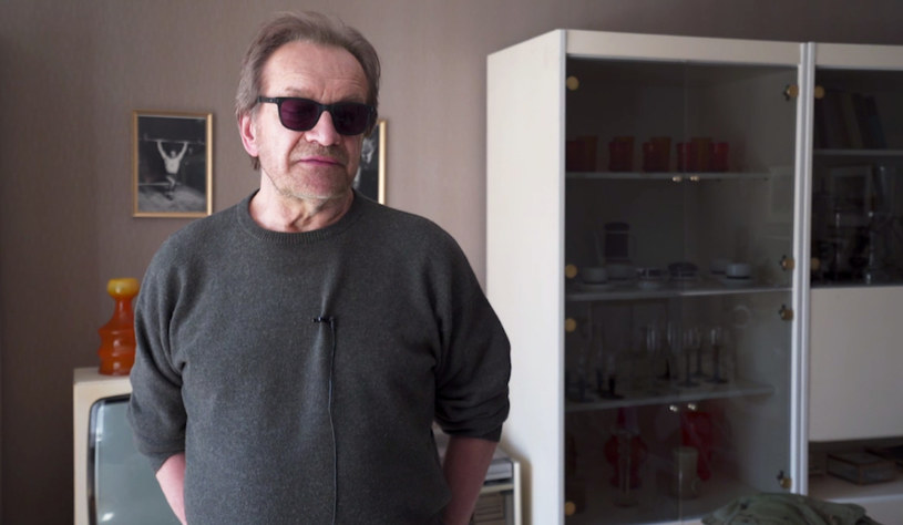 "Andrzej Seweryn na planie serialu Showmax ""Rojst"" /INTERIA.PL"
