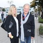 Andrzej Seweryn z piątą żoną w Gdyni!