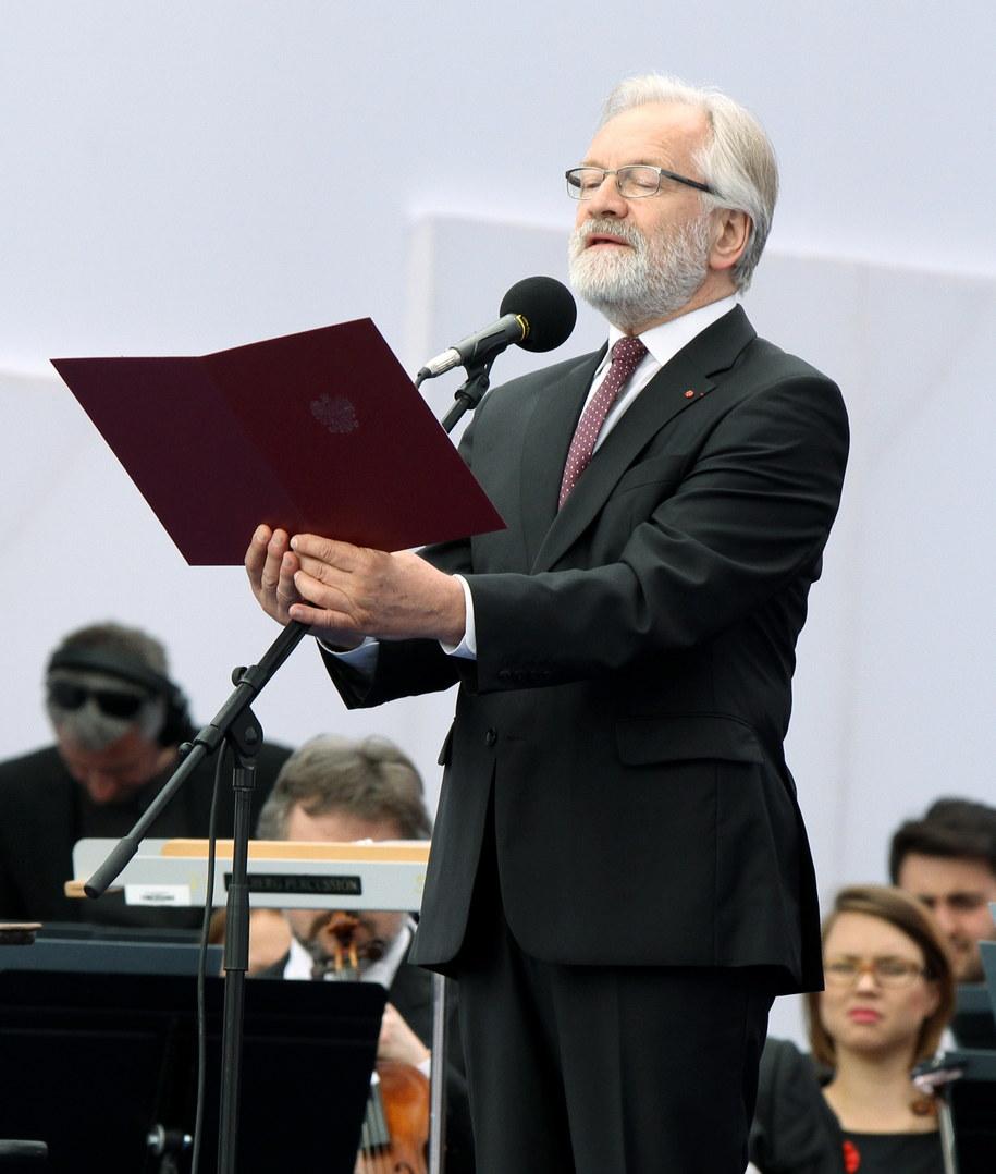 Andrzej Seweryn /Paweł Supernak /PAP
