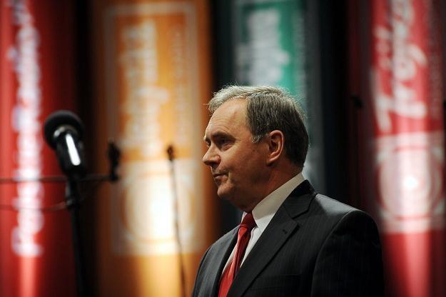 Andrzej Siezieniewski, prezes Polskiego Radia /fot. Mieczysław Włodarski /Reporter
