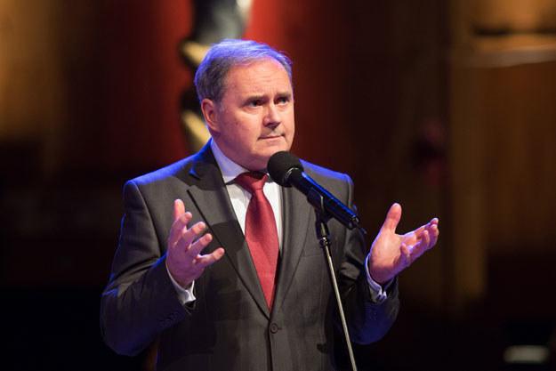 Andrzej Siezieniewski wciąż jest Prezesem Polskiego Radia /Grażyna Myślińska /Agencja FORUM
