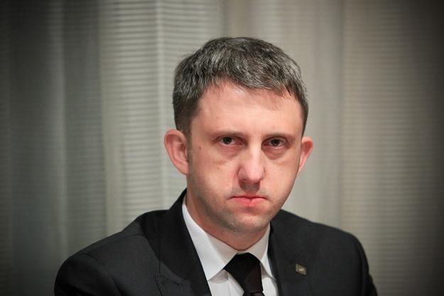 Andrzej Skolmowski, wiceprezes Grupy Azoty. Fot. Jacek Waszkiewicz /Reporter