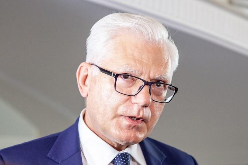 Andrzej Stanisławek /Grzegorz Banaszek /Reporter