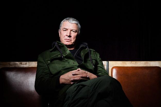 Andrzej Stasiuk – polski prozaik, poeta, dramaturg, eseista, publicysta i wydawca. /Arek Markowicz    /PAP