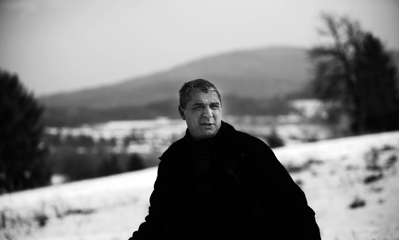 Andrzej Stasiuk. Wołowiec, 2007; fot. Adam Golec /