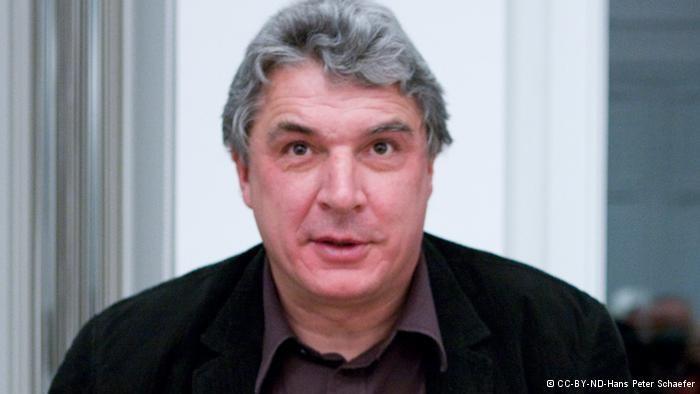 Andrzej Stasiuk /Deutsche Welle