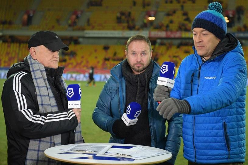 Andrzej Strejlau jest rozchwytywany jako ekspert w stacjach sportowych /East News