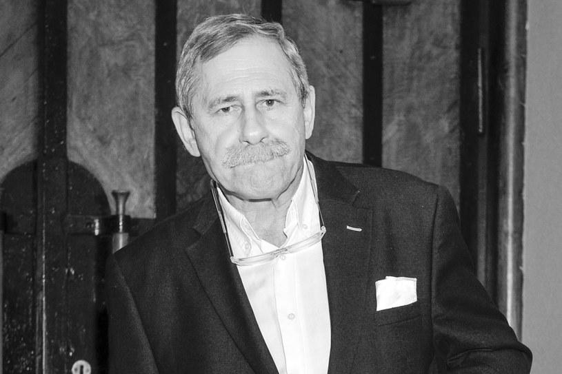 Andrzej Strzelecki (1952-2020) / Mieszko Piętka /AKPA
