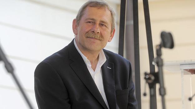 Andrzej Strzelecki: Artysta zapracowany... /AKPA