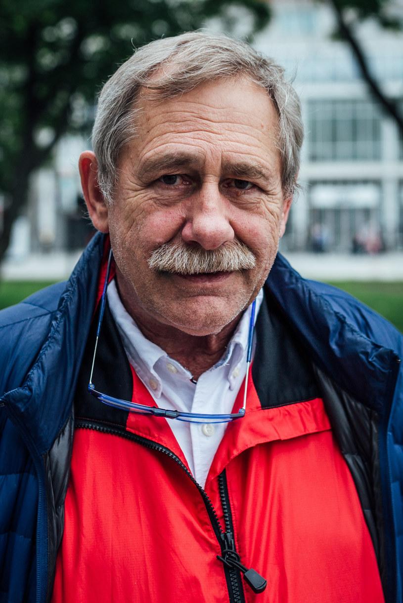 Andrzej Strzelecki choruje na nieoperacyjnego raka płuc /Piotr Zagiell /East News