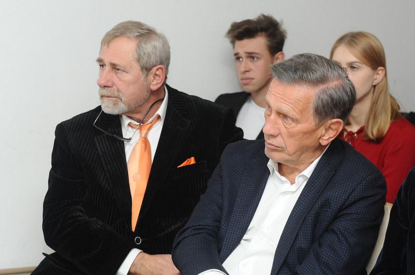 Andrzej Strzelecki w lutym 2020 roku /VIPHOTO /East News
