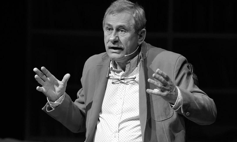 Andrzej Strzelecki zmarł 17 lipca 2020 roku /AKPA