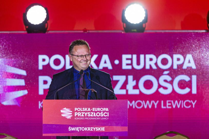 Andrzej Szejna /Grzegorz Ksel /Reporter