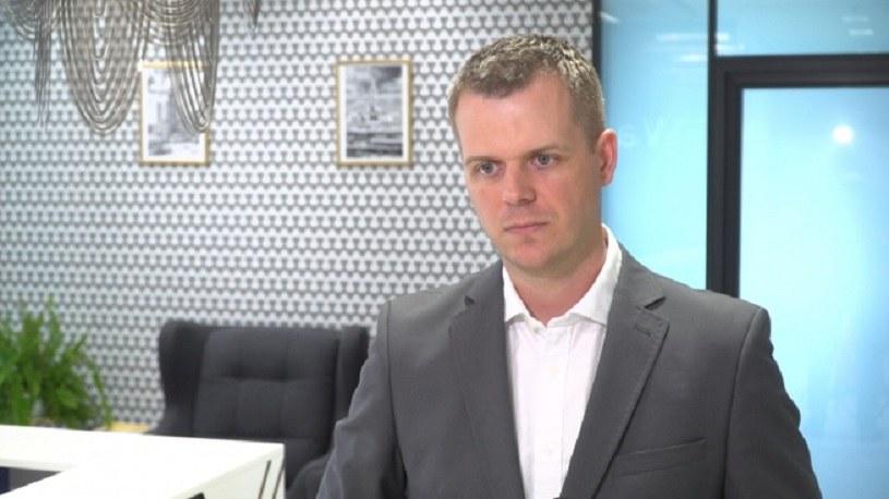 Andrzej Szymczyk, zastępca dyrektora. Investment and Hospitality Walter Herz Newseria