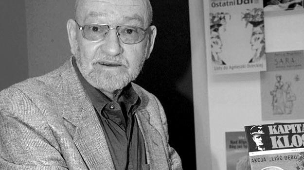 """Andrzej Szypulski pracował nad scenariuszem kontynuacji 'Stawki większej niż życie"""" /AKPA"""