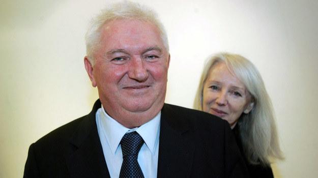 Andrzej Turski dołączył do zmarłej małżonki w 43. rocznicę ślubu - fot. P. Grzybowski / Agencja SE /East News