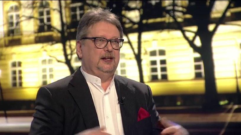 Andrzej Urbański /TVN24/x-news
