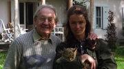 Andrzej Wajda nie żyje. Daniel Olbrychski pociesza jego córkę, Karolinę Wajdę
