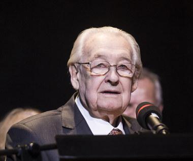 Andrzej Wajda odebrał Złoty Medal Honorowy za Zasługi dla Małopolski