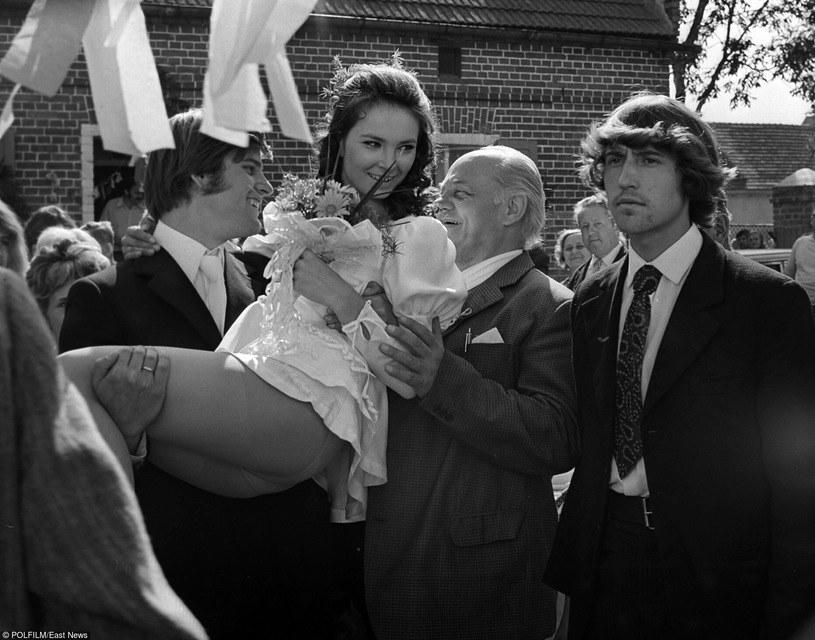 Andrzej Wasilewicz i Anna Dymna /Polfilm /East News