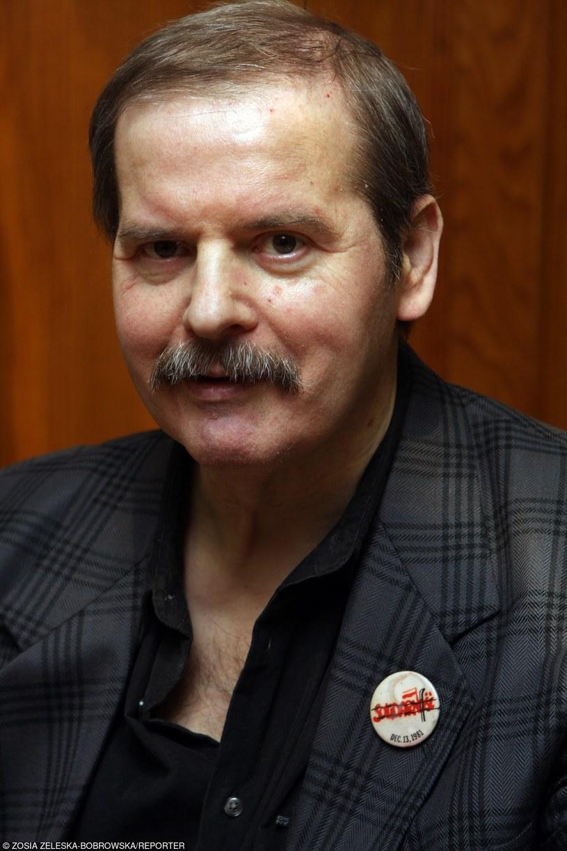 Andrzej Wasilewicz w 2011 roku. /Zosia Zeleska-Bobrowska /Reporter