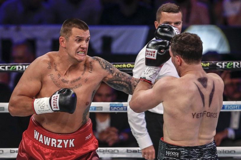 Andrzej Wawrzyk jest bliski walki o mistrzostwo świata /fot. Andrzej Iwanczuk /East News