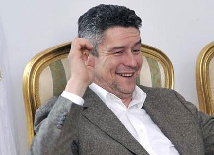 Andrzej Zieliński - ani wstrząśnięty, ani zmieszany /AKPA