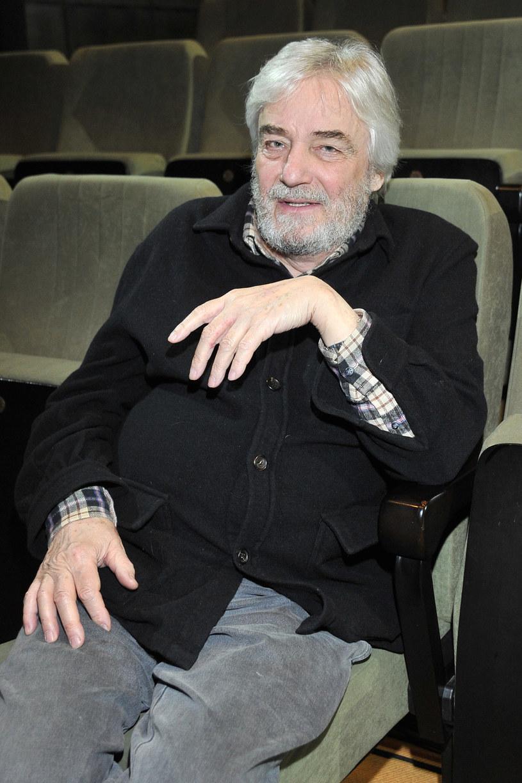 Andrzej Żuławski, 2011 rok /Kurnikowski /AKPA