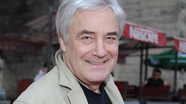 Andrzej Żuławski - jeden z najbardziej znanych polskich reżyserów - kończy 70 lat/fot. A. Szilagyi /MWMedia