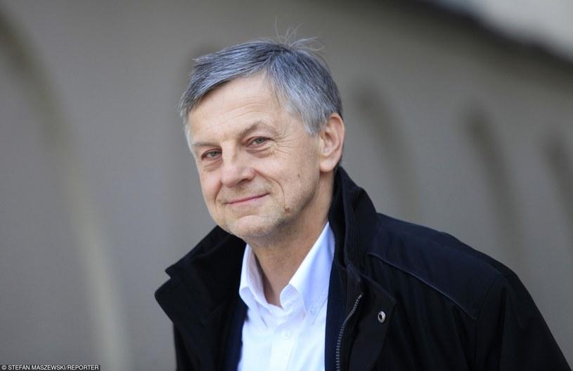 Andrzej Zybertowicz /Stefan Maszewski /Reporter