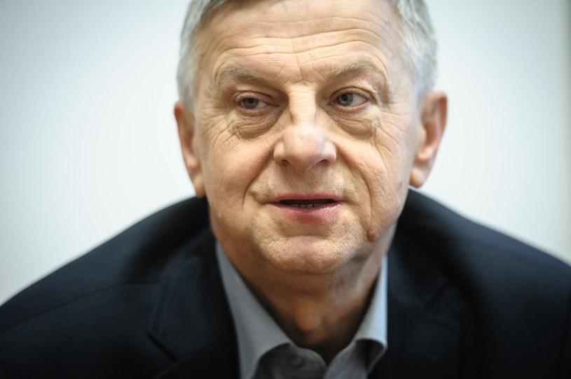 Andrzej Zybertowicz /Zbyszek Kaczmarek /East News