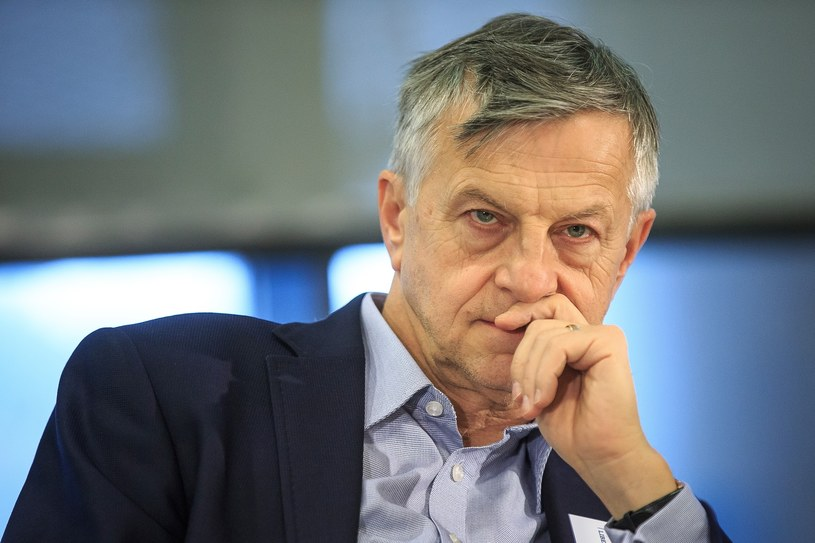 Andrzej Zybertowicz /Michał Woźniak /East News