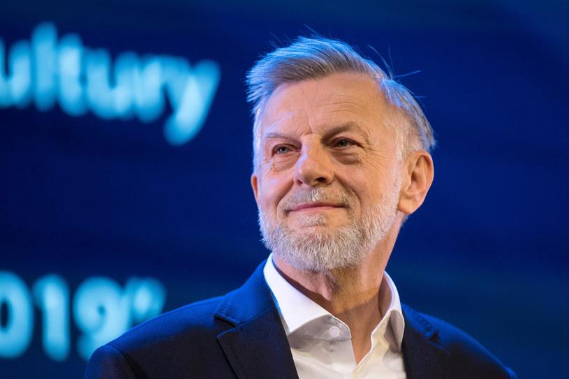 Andrzej Zybertowicz /Michal Wozniak /East News