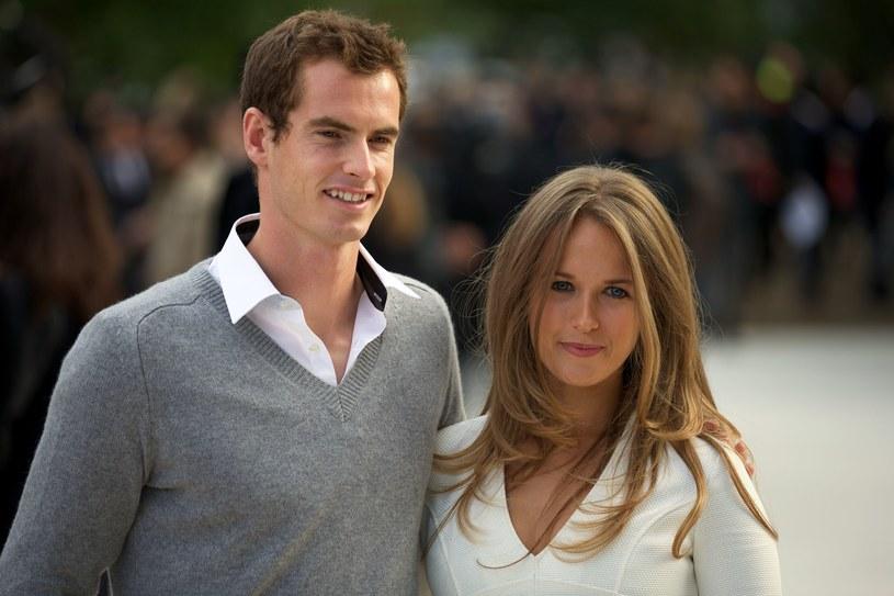 Andy Murray i Kim Sears /AFP