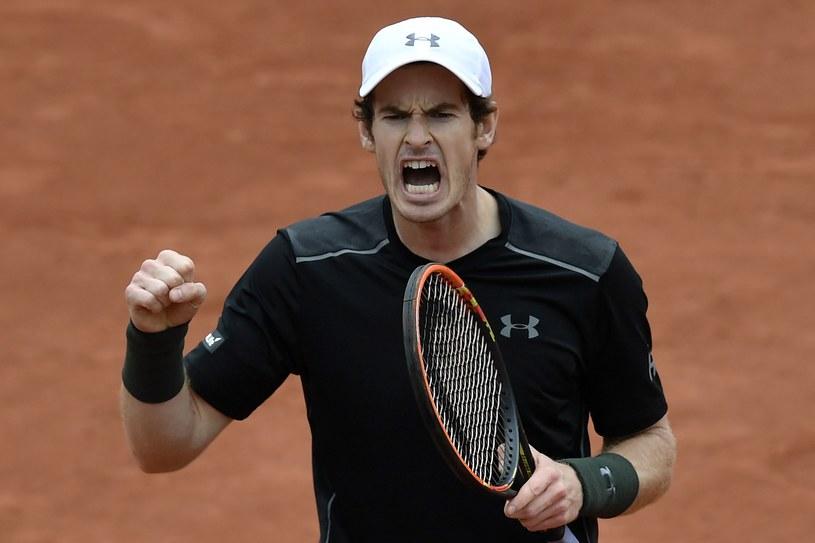 Andy Murray /AFP