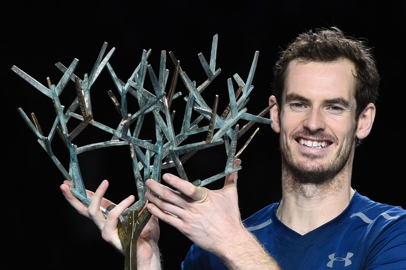 Andy Murray /AFP