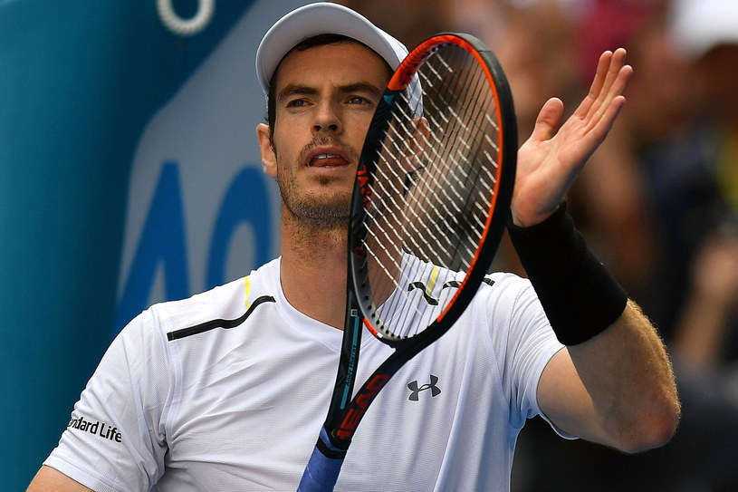 Andy Murray /PAP/EPA