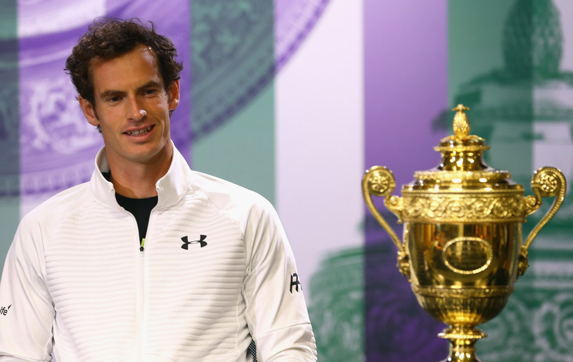 Andy Murray /Julian Finney /Getty Images