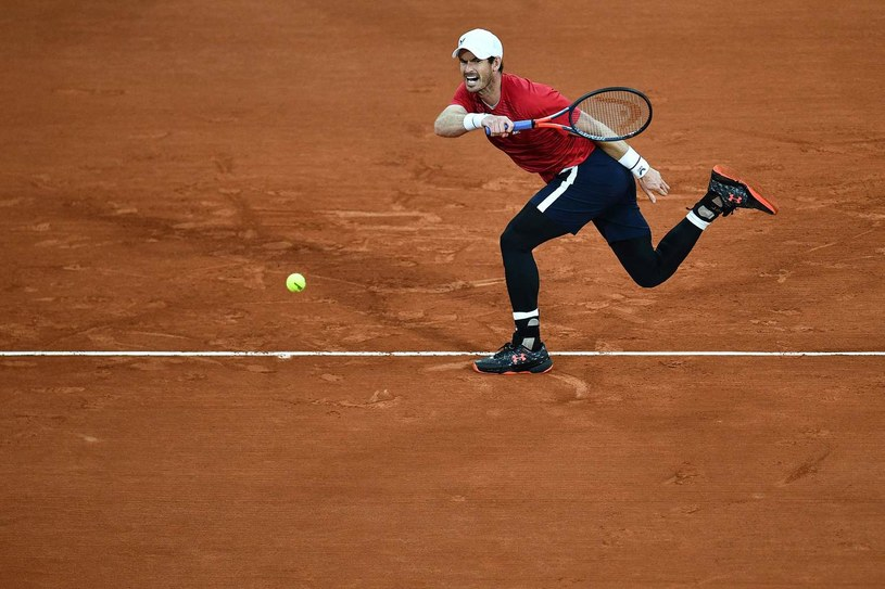 Andy Murray / AFP/AFP ANNE-CHRISTINE POUJOULAT/ /AFP