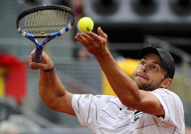 Andy Roddick /AFP