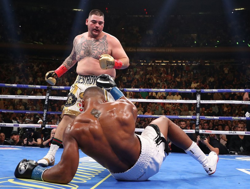 Andy Ruiz /AFP/Getty Images North America Al Bello /AFP