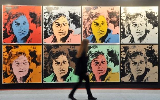 Andy Warhol /AFP