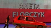 Aneta Florczyk rekordzistką Guinnessa!