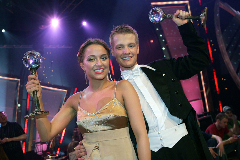 Aneta i Rafał w 2006 r. /Palicki /AKPA