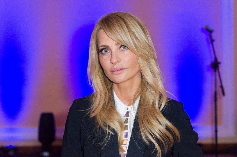 Aneta Kręglicka jest jedną z najpiękniejszych Polek /Artur Zawadzki /Reporter
