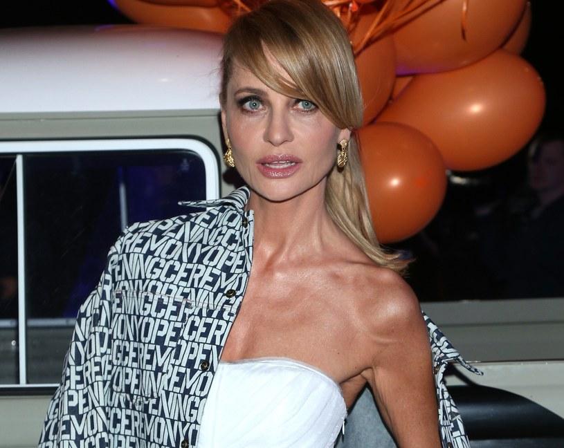 Aneta Kręglicka tytuł Miss Świata zdobyła w 1989 roku /MWMedia
