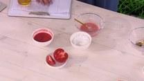 Aneta Suchowierska i przepisy na domowe maseczki z warzyw i owoców