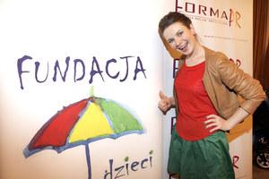 """Aneta Todorczuk-Perchuć działa w fundacji """"Mamy dzieci"""", która wspiera wychowanków domów dziecka /  /AKPA"""