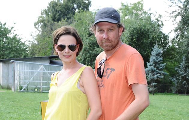 Aneta Todorczuk-Perchuć i Marcin Perchuć /Piotr Andrzejczak /MWMedia